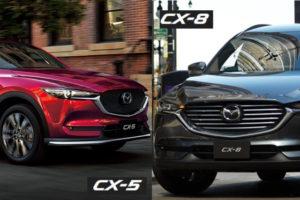 cx5とcx8の比較