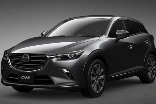 CX-3 新型2019の価格が明らかに!モデル?チェンジ後の値段は